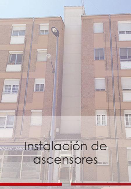 Castellana de Ascensores Valladolid